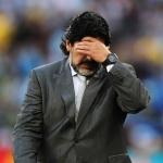 Derrota da Argentina